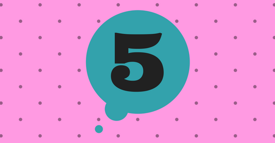 5 našich nejúspěšnějších kreativních článků v minulém roce
